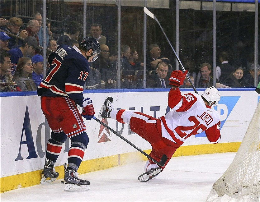 Detroit red wings injury report for Red wing fishing report